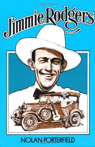 JIMMIE RODGERS:LIFE & TIME: The Life and Times of America's Blue Yodeler (Music in American Life)