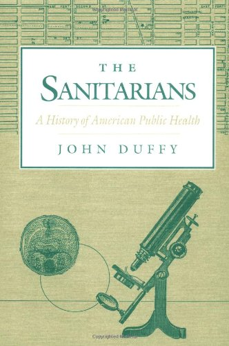 9780252062766: The Sanitarians: A HISTORY OF AMERICAN PUBLIC HEALTH