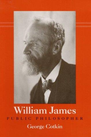 9780252063923: William James, Public Philosopher