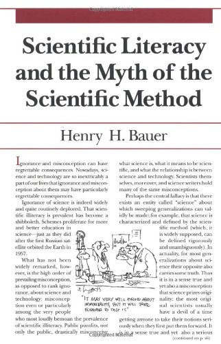 9780252064364: Scientific Literacy and the Myth of the Scientific Method (Illini Books)