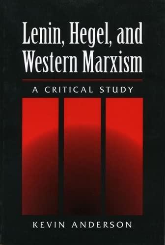 9780252065033: LENIN HEGEL & WESTERN MARXISM: A CRITICAL STUDY