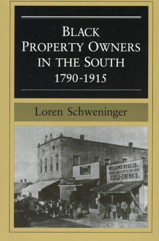 9780252066344: Black Property Owners in the South, 1790-1915 (Blacks in the New World)
