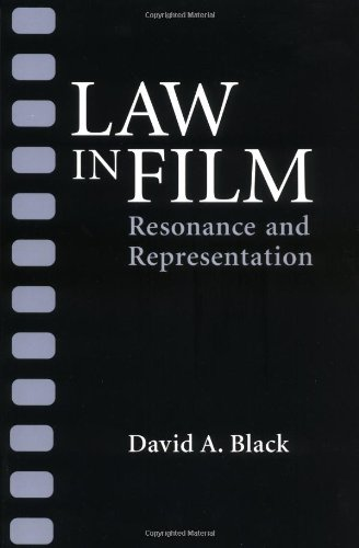 9780252067655: Law in Film: Resonance and Representation
