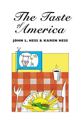 9780252068751: The Taste of America (The Food Series)