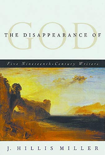 9780252069109: The Disappearance of God: FIVE NINETEENTH-CENTURY WRITERS