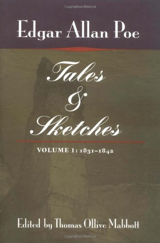 9780252069222: Tales and Sketches, Vol. 1: 1831-1842: 1831-1842 v. 1