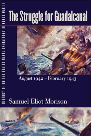 005: History of United States Naval Operations: Samuel Eliot Morison