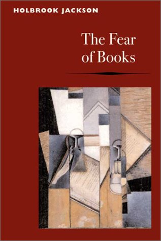 9780252070402: The Fear of Books