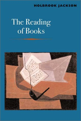 The Reading of Books: Jackson, Holbrook