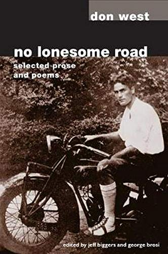 9780252071577: No Lonesome Road: Selected Prose and Poems
