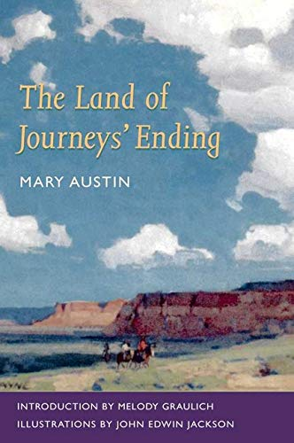 9780252071621: The Land of Journeys' Ending