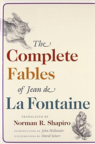 9780252073816: The Complete Fables of Jean de la Fontaine