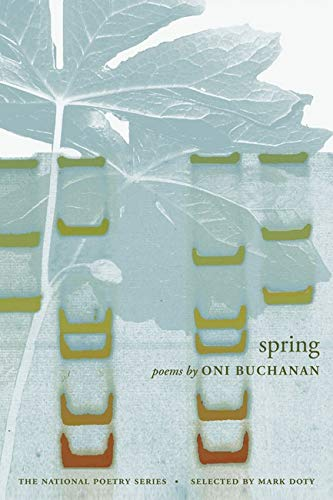 9780252075643: Spring (National Poetry Series)