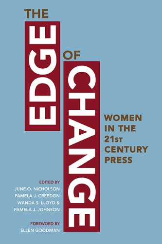 The Edge of Change: Women in the: Editor-June O. Nicholson;