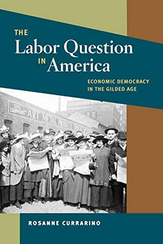 9780252077869: The Labor Question in America: Economic Democracy in the Gilded Age
