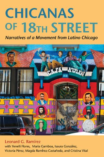 9780252078125: Chicanas of 18th Street: Narratives of a Movement from Latino Chicago