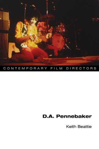 9780252078293: D.A. Pennebaker (Contemporary Film Directors)