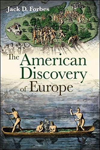 9780252078361: The American Discovery of Europe