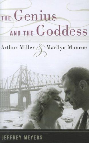 9780252078545: The Genius and the Goddess: Arthur Miller and Marilyn Monroe