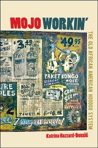 Mojo Workin : The Old African American: Katrina Hazzard-donald