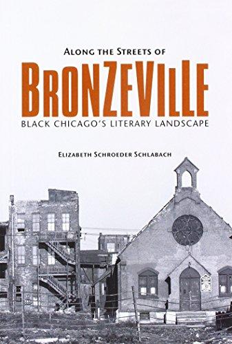Along the Streets of Bronzeville: Black Chicago: Elizabeth Schroeder Schlabach