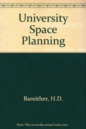 University Space Planning: Translating the Educational Program of a University into Physical ...
