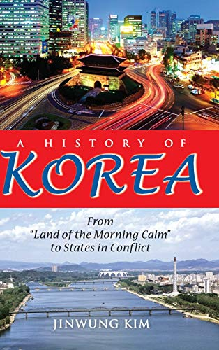 9780253000248: A History of Korea: From