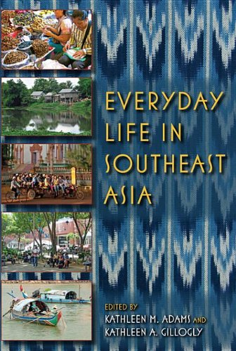 9780253001054: Everyday Life in Southeast Asia