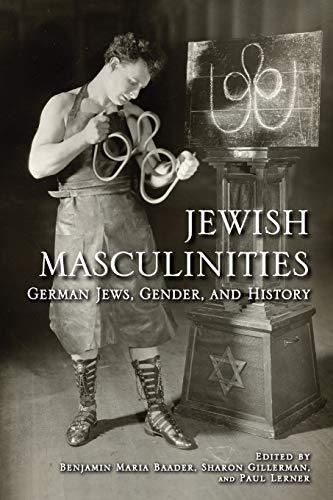 9780253002068: Jewish Masculinities: German Jews, Gender, and History