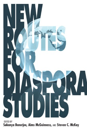 New Routes for Diaspora Studies (Hardcover)