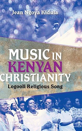 9780253006677: Music in Kenyan Christianity: Logooli Religious Song (Ethnomusicology Multimedia)