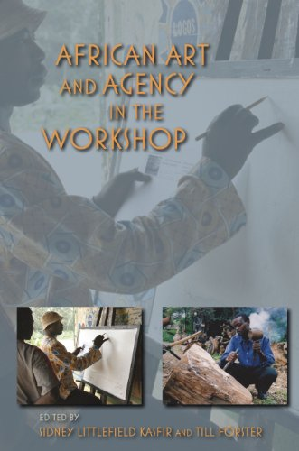 9780253007414: African Art and Agency in the Workshop (African Expressive Cultures)