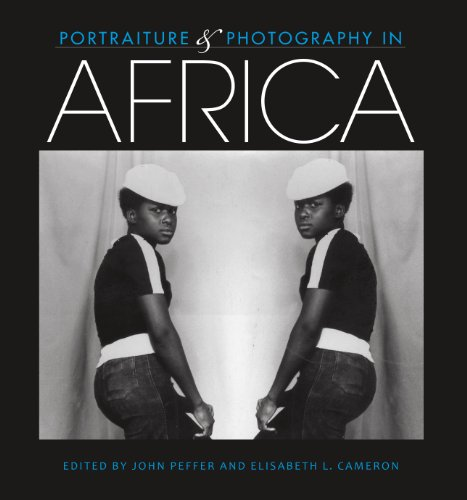 Portraiture & Photography in Africa (Paperback): John Peffer