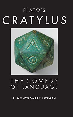 9780253010445: Plato's Cratylus: The Comedy of Language (Studies in Continental Thought)