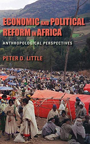 9780253010797: Economic and Political Reform in Africa: Anthropological Perspectives