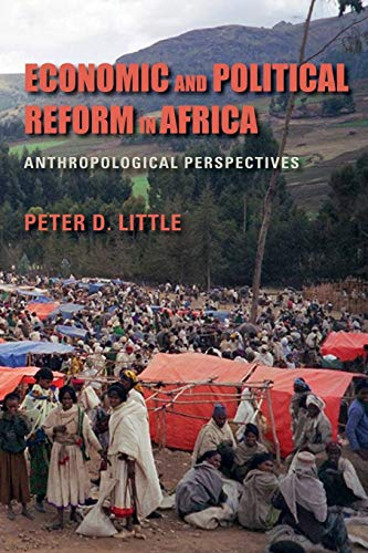 9780253010841: Economic and Political Reform in Africa: Anthropological Perspectives