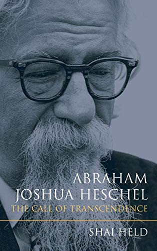 9780253011268: Abraham Joshua Heschel: The Call of Transcendence