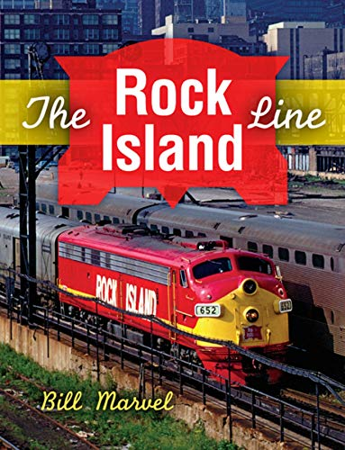 9780253011275: The Rock Island Line (Railroads Past and Present)