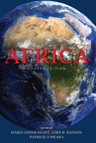 9780253012920: Africa, Fourth Edition