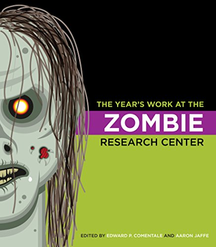 9780253013873: The Year's Work at the Zombie Research Center (The Year's Work: Studies in Fan Culture and Cultural Theory)