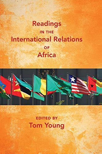 9780253018809: Readings in the International Relations of Africa (Readings in African Studies)