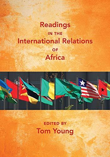 9780253018885: Readings in the International Relations of Africa (Readings in African Studies)