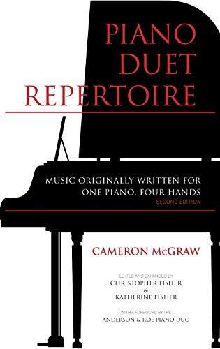 9780253020857: Piano Duet Repertoire, Second Edition: Music Originally Written for One Piano, Four Hands (Indiana Repertoire Guides)
