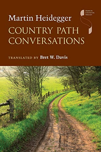 9780253021632: Country Path Conversations (Studies in Continental Thought)
