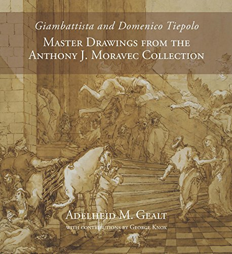 9780253022905: Giambattista and Domenico Tiepolo: Master Drawings from the Anthony J. Moravec Collection