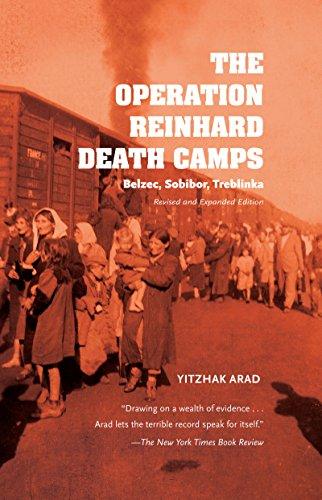 9780253025418: The Operation Reinhard Death Camps: Belzec, Sobibor, Treblinka