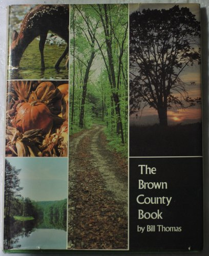 9780253105462: Brown County Book (Midland Books: No. 269)
