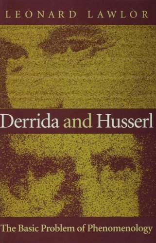 9780253109156: Derrida and Husserl