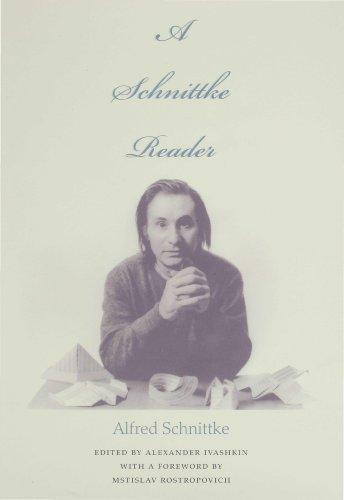 9780253109170: A Schnittke Reader