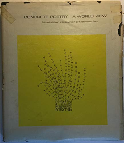 9780253113009: Concrete Poetry: A World View